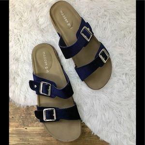 Madden Girl Adjustable Sandals